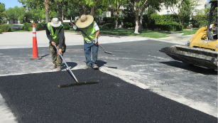 Asphalt Repairs and Patching
